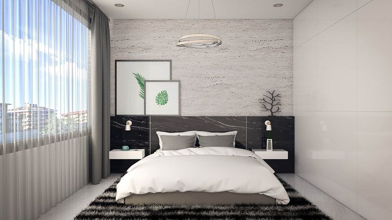 Small Modern Bedroom Design Ideas