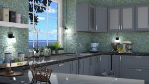 How to Clean Kitchen Tiles