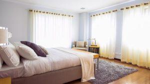 6 Simple Things to Help Make a Bedroom Look Bigger