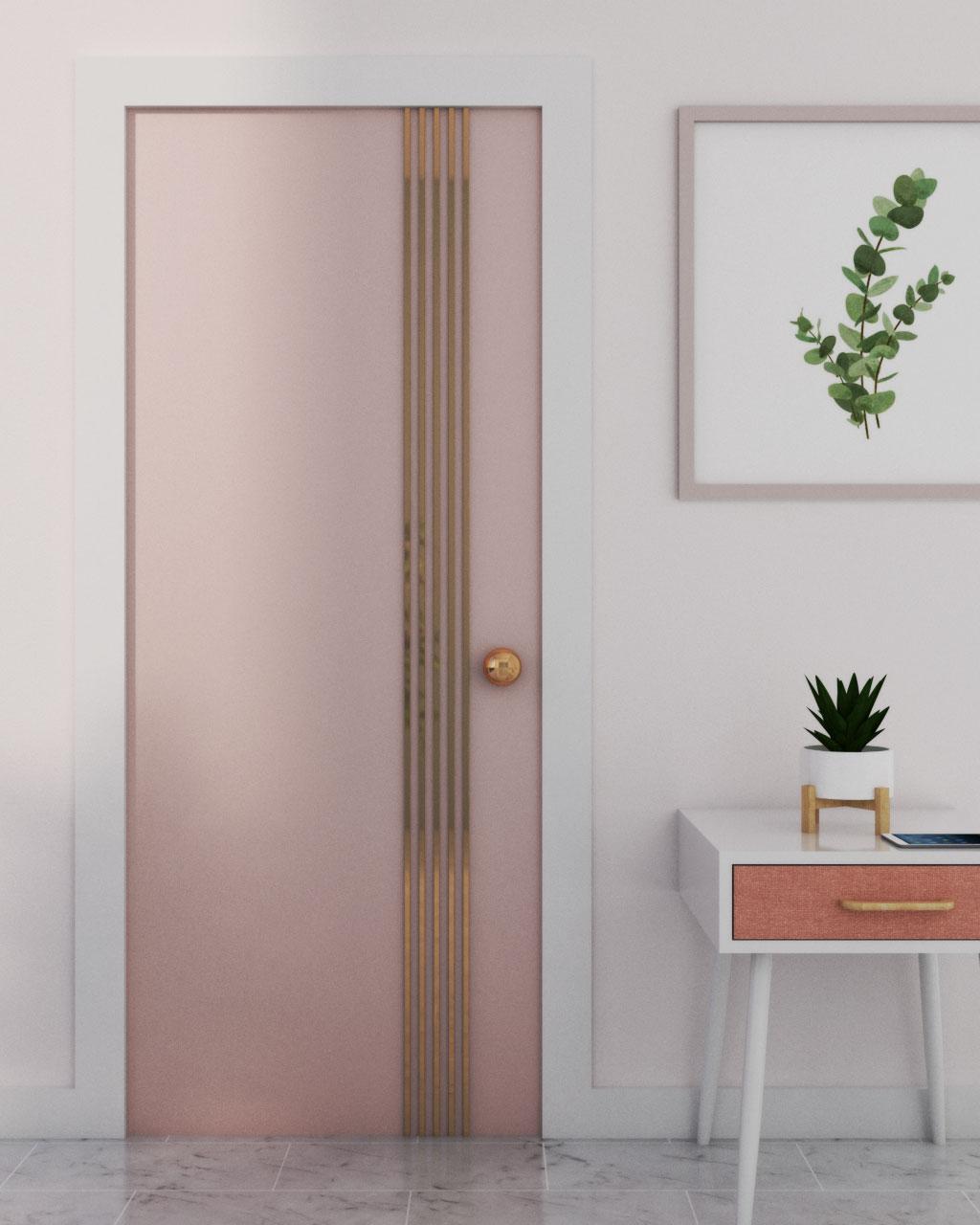 Modern Door using List