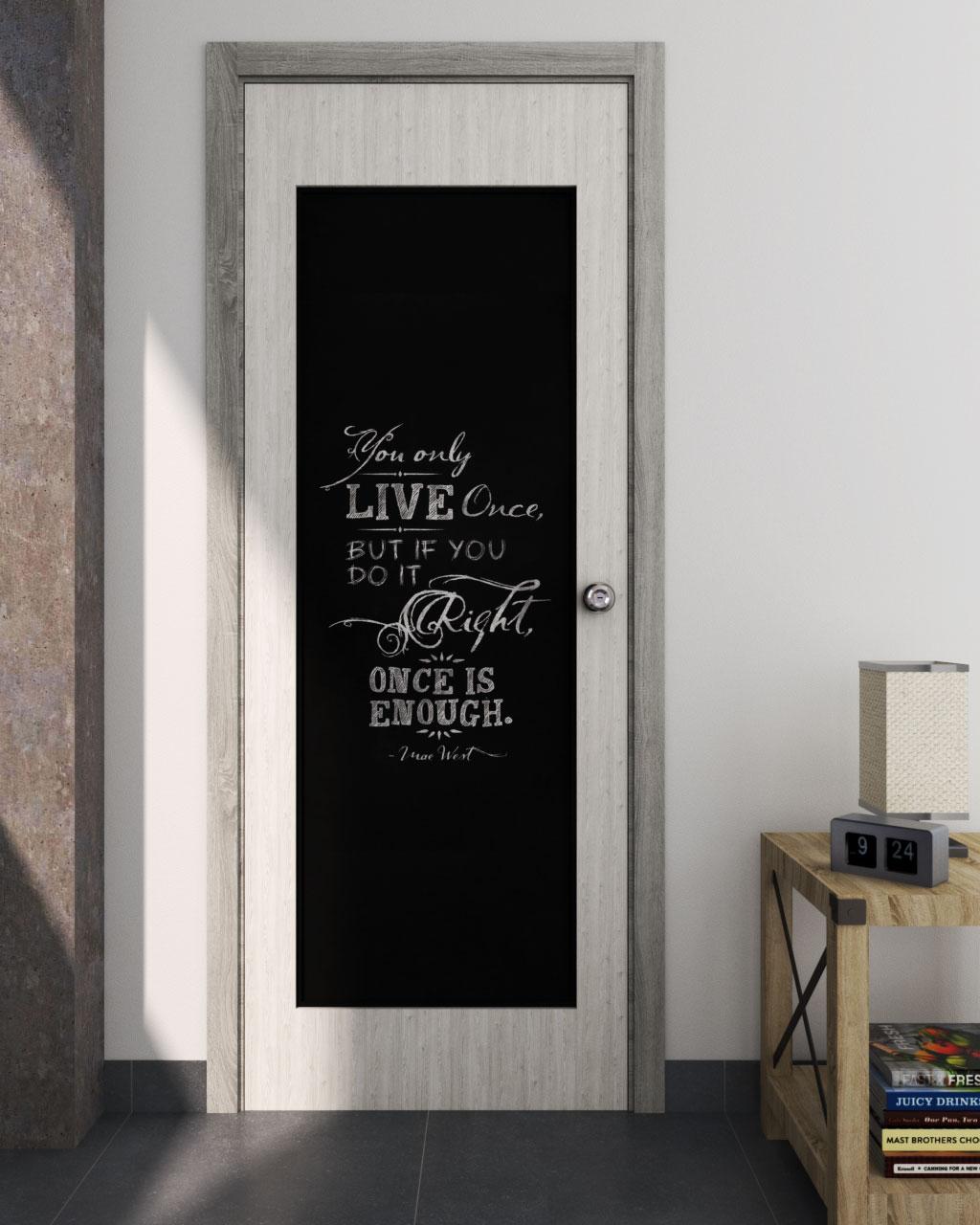11 Creative Bedroom Door Ideas  Cool Bedroom Door Decorations