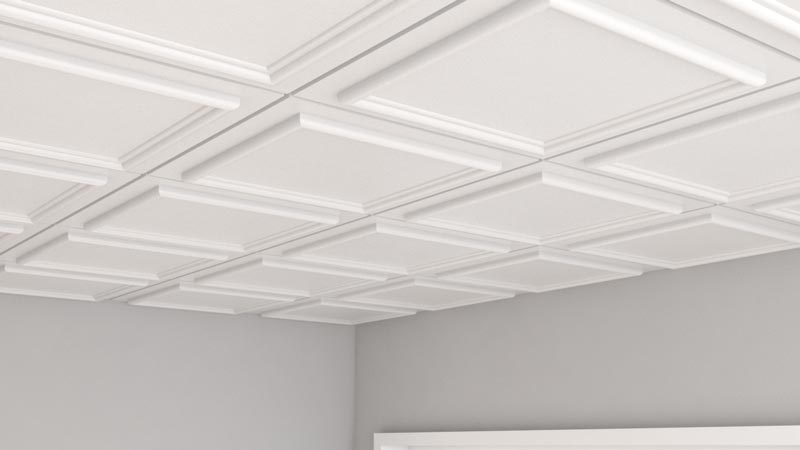 Decorative Acoustic Ceiling Tiles – UPDATED 2021 – Top 5 Best