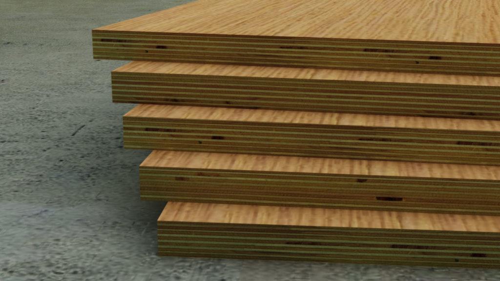 is plywood waterproof