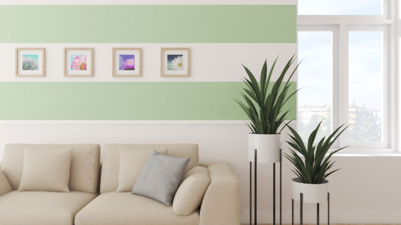 9 Best Horizontal Striped Wall Paint Ideas