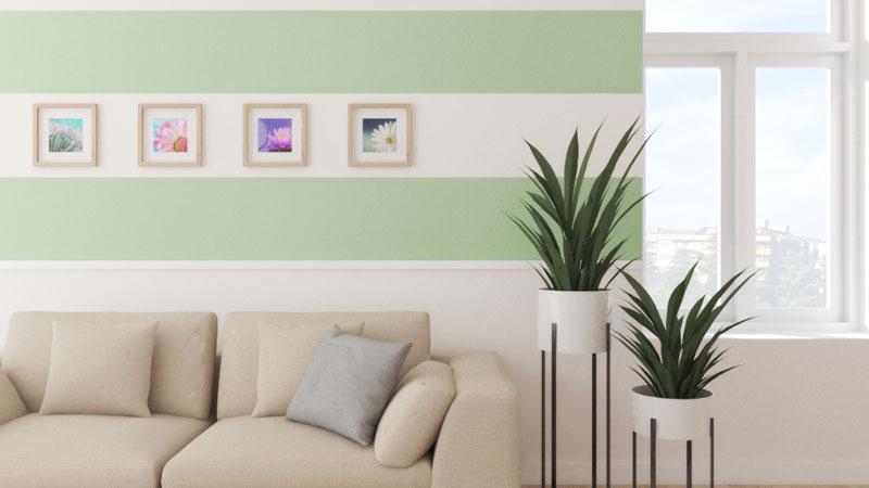 9 Best Horizontal Striped Wall Paint Ideas