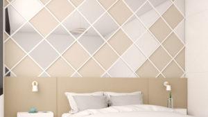 12 Interesting Bedroom Wall Mirror Ideas