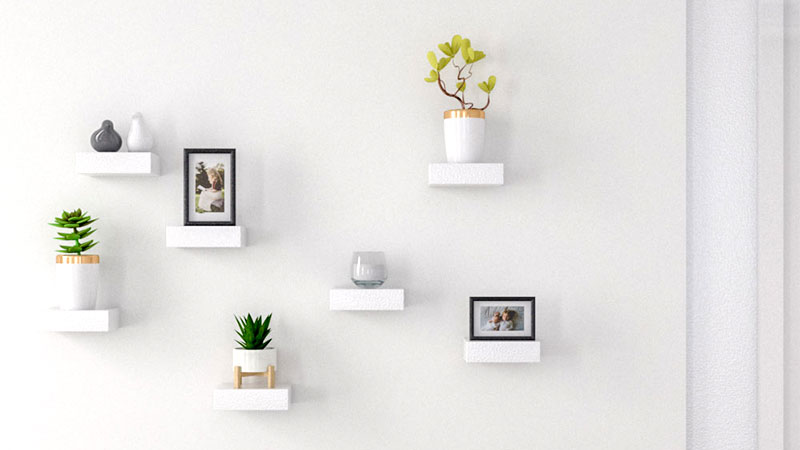 The 15 Best Floating Shelves in 2021