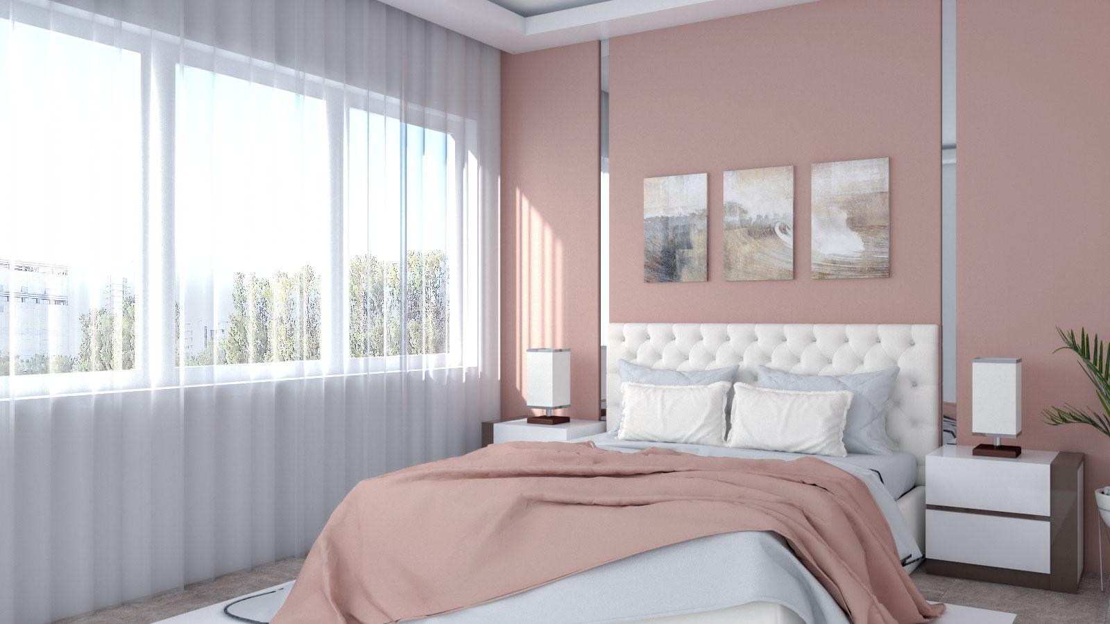 Simple Modern Brown Small Bedroom Ideas