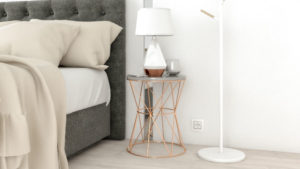 10 Best Rose Gold Nightstand for Glamorous and Beautiful Bedroom in 2021