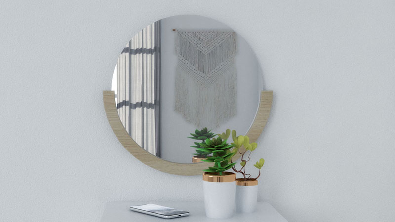 10 Best Round Wall Mirror in 2021