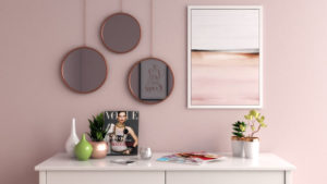 10 Chic and Beautiful Pink Wall Decor Ideas