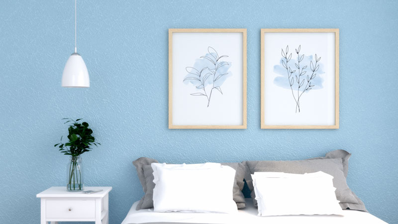7 Best Pastel Blue Wallpaper