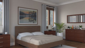 7 Best Wall Paint Colors for Bedroom with Dark Furniture (With Images)