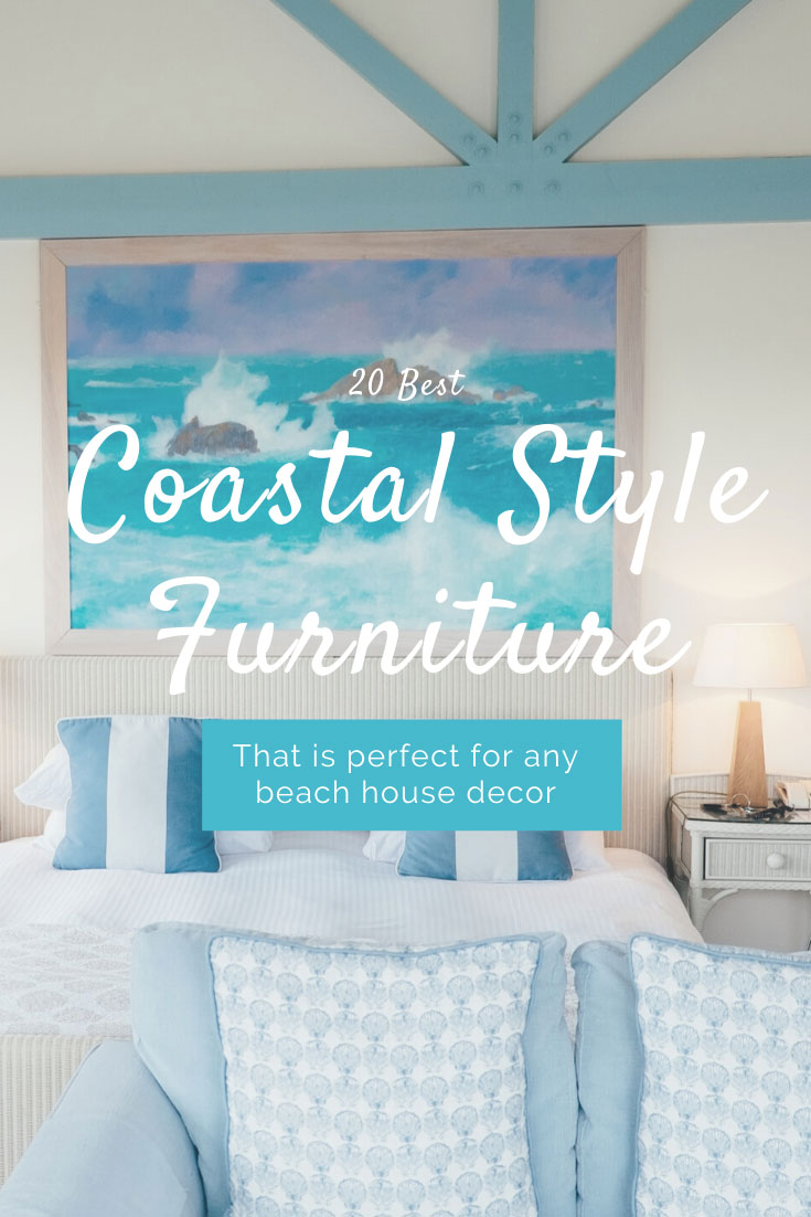 best coastal style furniture