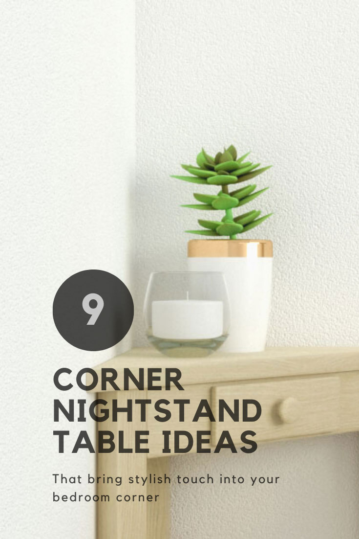 Best corner nightstand table