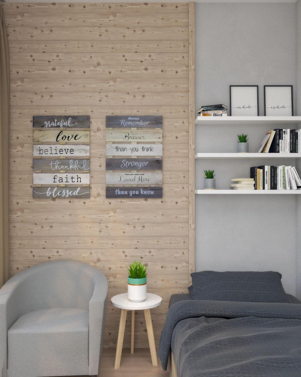 10 Best Interior Wood Wall Ideas Roomdsign Com