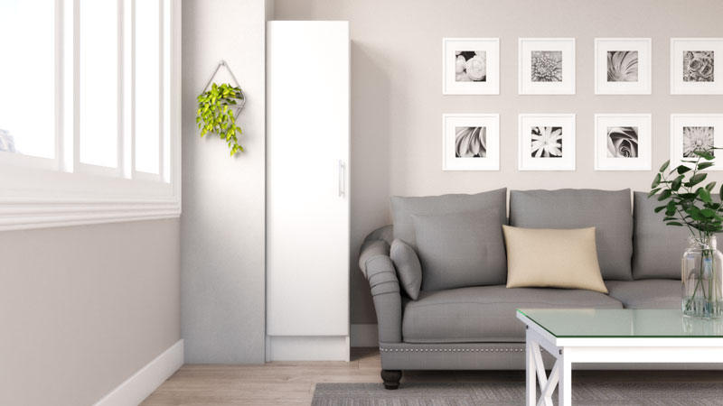 15 Best Narrow Cabinet for Small Spaces