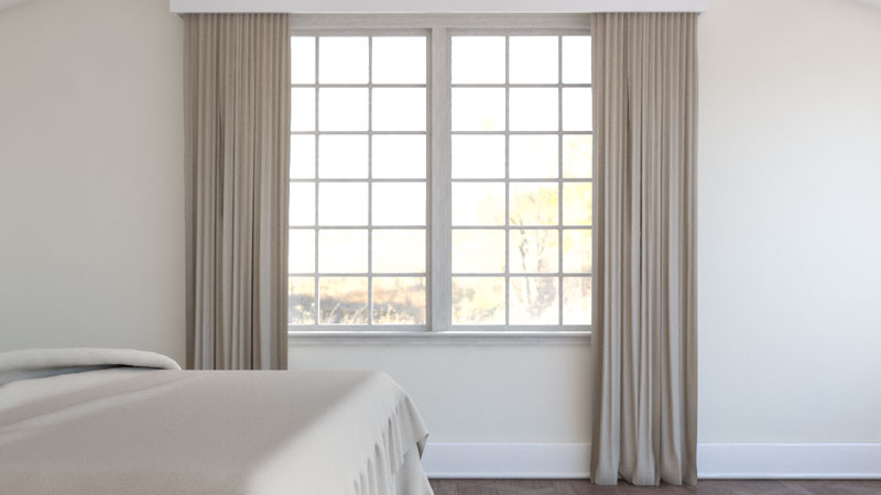 What Color Curtains go With Beige Walls? (Our Experiment with Images)