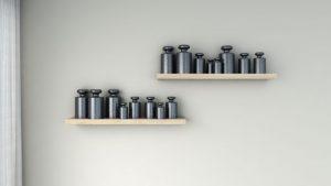10 Best Floating Shelves for Heavy Items