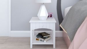 Best Nightstand for Nursery Bedroom Decor