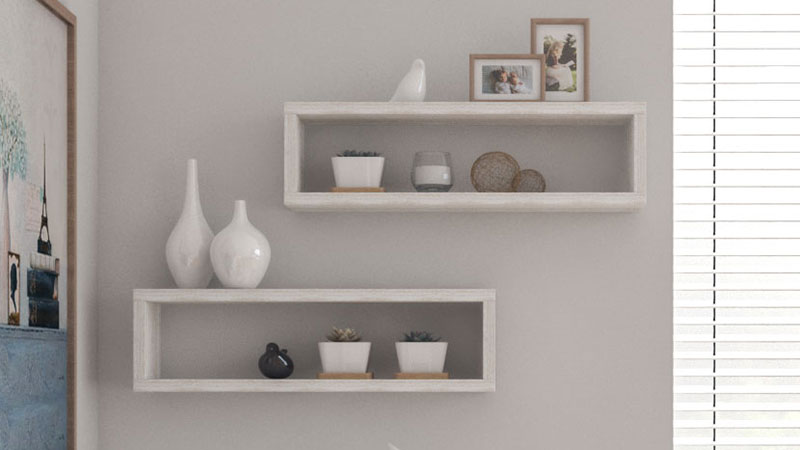 10 Best Farmhouse Floating Shelves