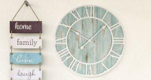 10 Best Coastal Style Wall Clock