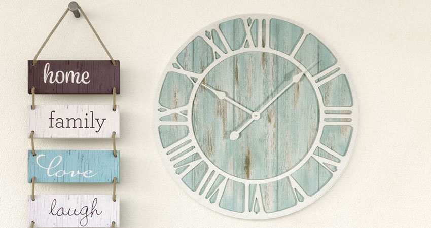 10 Best Coastal Style Wall Clock