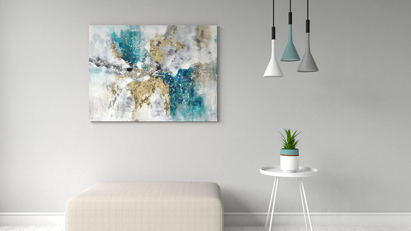 10 Best Wall Art with Teal Colors
