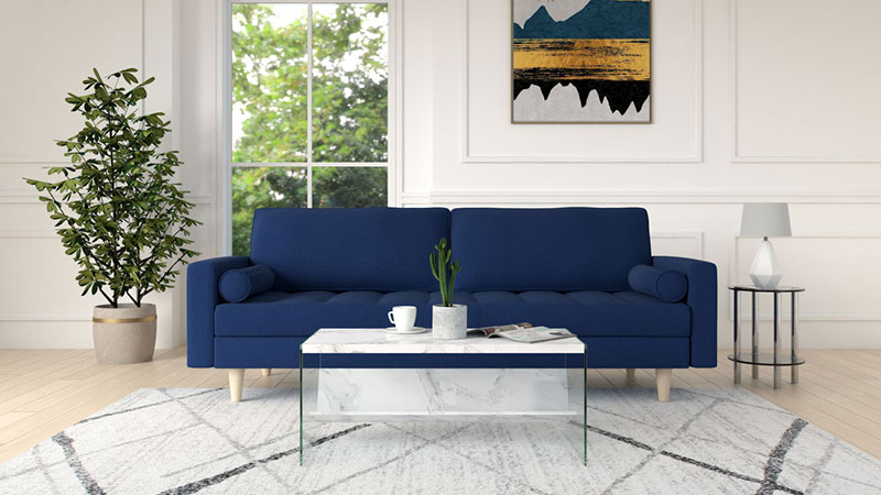 12 Best Coffee Table for Blue Couch (Reviewed by Our Expert)