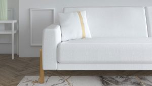 What Color Throw Pillow Goes with White Couch?