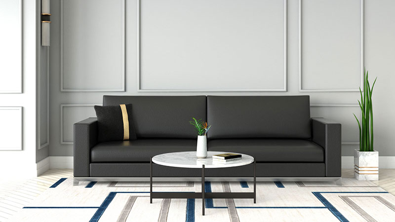 10 Best Throw Pillow for Black Leather Couch (with Photo Examples)