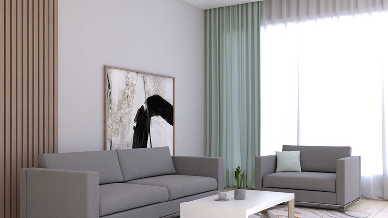 What Color Curtains Go with Gray Furniture? (10 Awesome Color Ideas)