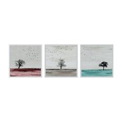 Lonely tree decorative wall art
