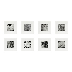 black and white square artwork by gallery perfect