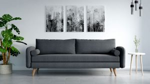 What Color Couch Goes with Gray Floors? (7 Best Colors with Pictures)