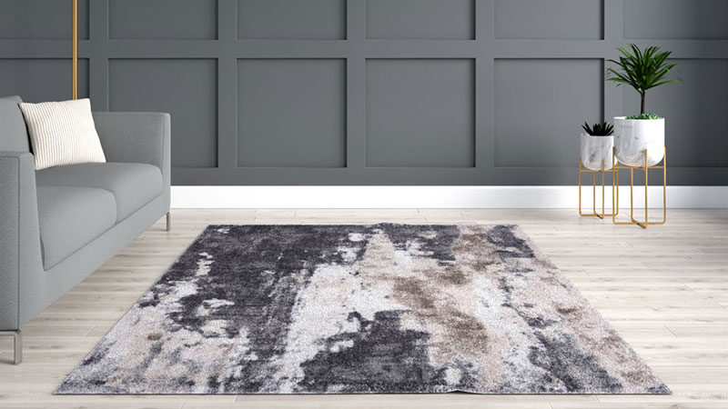 What Color Rug Goes with Gray Walls? (10 Best Color Ideas)