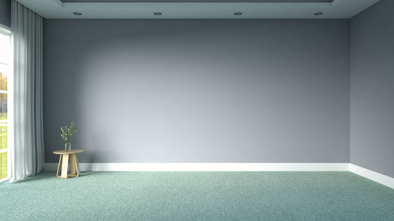 10 Best Carpet Colors for Gray Walls