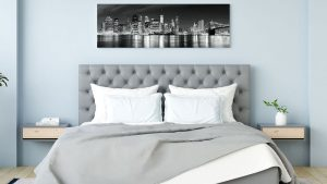Gray Bed What Color Walls?