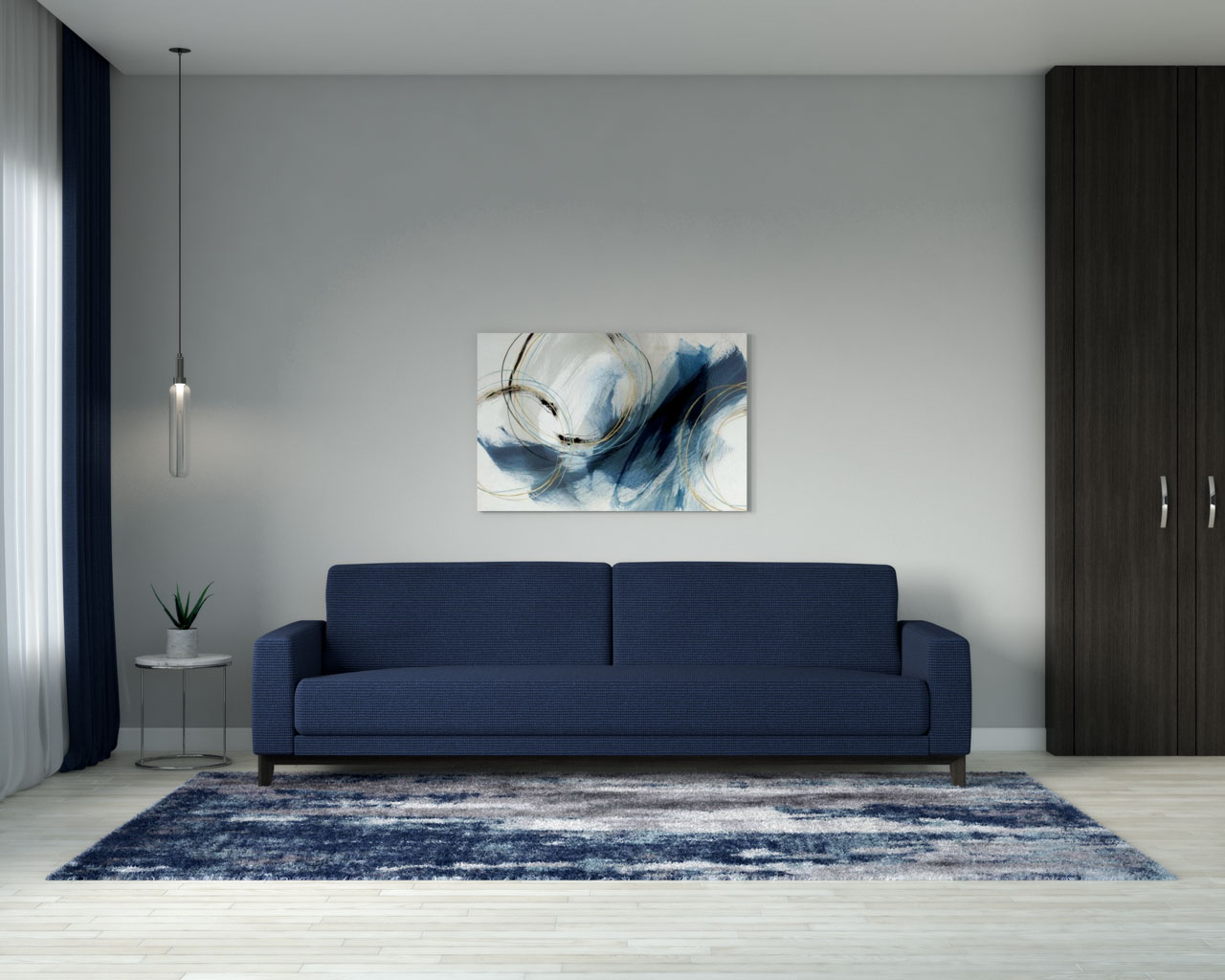 Best Wall Color For Navy Couch 7 Awesome Ideas Roomdsign Com