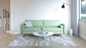 What Color Couch Goes with Beige Walls?