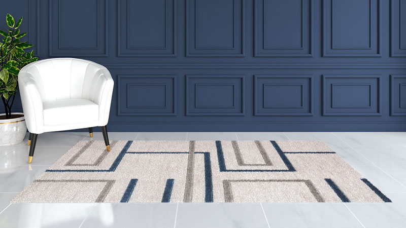 10 Best Rug Color for Blue Wall