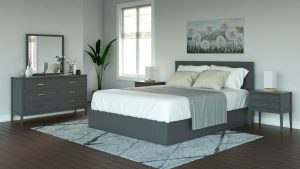 What Wall Color Goes with Gray Bedroom Furniture?