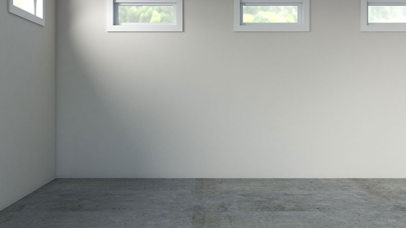 Best Wall Color for Concrete Basement Floor (With Image Examples)