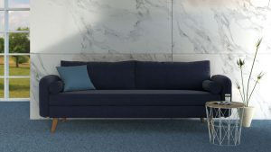 What Color Couch Goes With Blue Carpet? (8 Amazing Choices)