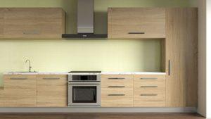 What Color Backsplash Goes with Oak Cabinets?