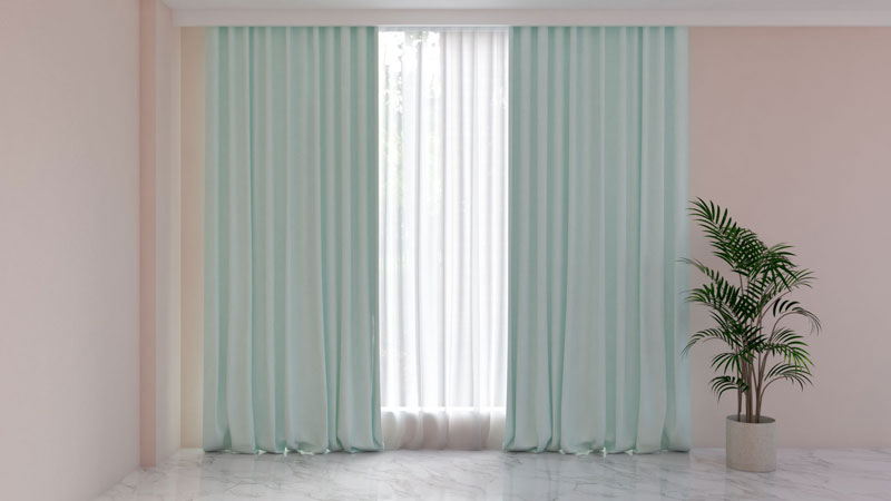 What Color Curtains Go with Pink Walls? (8 Lovely Ideas)