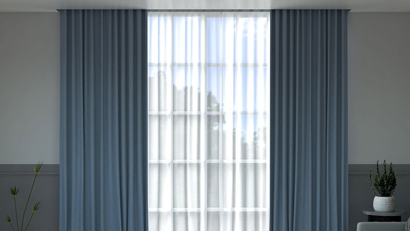 What Color Curtains Go with Gray Walls? (10 Amazing Choices)
