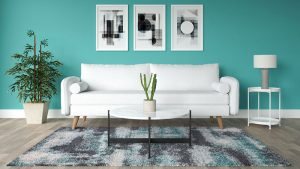 What Color Furniture Goes with Teal Walls?