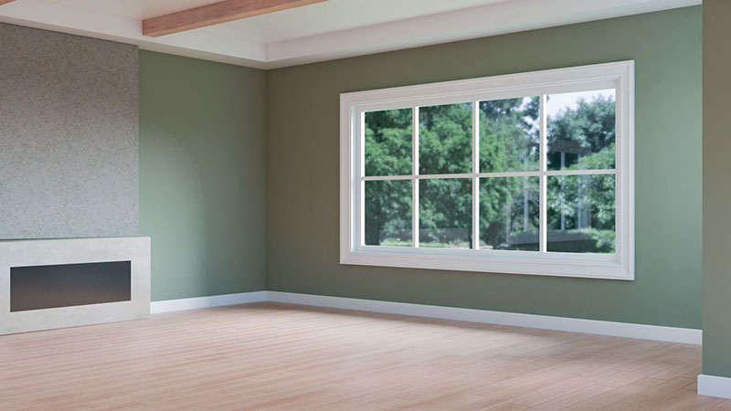 What Color Walls Go with Red Oak Floors?