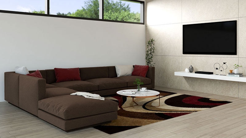 8 Awesome Color Scheme Ideas for Living Room with Brown Sofa